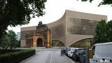 Exilmuseum Berlin Siegerentwurf Dorte Mandrup