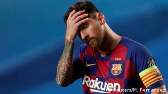 Champions League | Viertelfinale | FC Barcelona vs. Bayern München - ENDSTAND