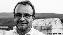 Nenad Rizvanovic, kroatischer Kritiker und Schriftsteller