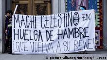 Chile - Gemeinden der Mapuche Huilliche - Machi Celestino Cordova