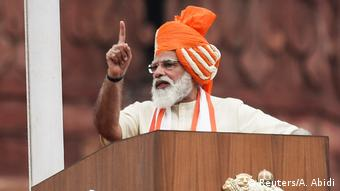 Ενθουσιασμένος με την εκλογή της Καμάλα Χάρις στην αντιπροεδρία ο Ινδός πρωθυπουργός Μόντι
