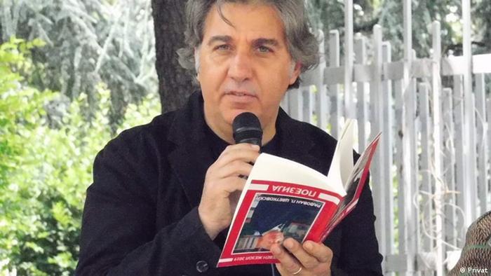 Albanien Arian Leka (Privat)