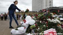 Situation in Minsk Belarus
