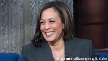 Kamala Harris (picture-alliance/dpa/B. Cahn)