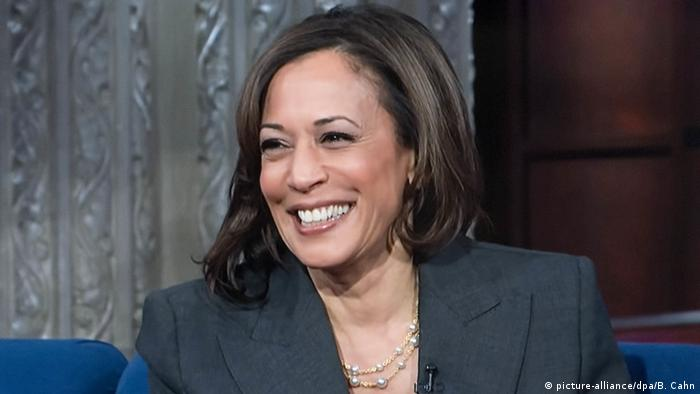 Can Kamala Harris Sway Indian American Voters Americas North And South American News Impacting On Europe Dw 16 08 2020