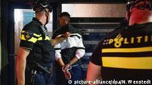 Niederlande Den Haag | Unruhen | Schilderswijk Viertel