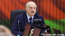 Belarus Minsk Lukaschenko Ministersitzung