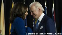 USA Wilmington | Demokraten | Joe Biden und Kamala Harris