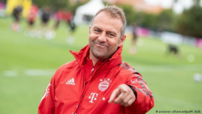 FC Bayern München Trainer Hansi Flick
