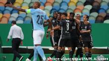 Champions League - Viertelfinale - Manchester City vs. Olympique Lyon