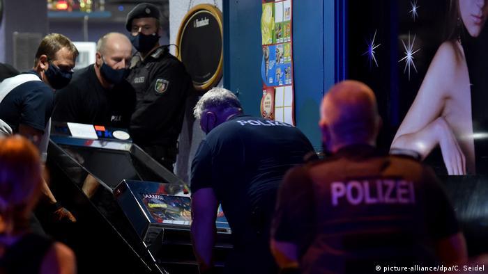 Großrazzia gegen Clankriminalität in Essen