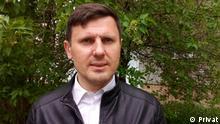 Weißrussland Journalist Alexander Burakov | neuer Zuschnitt
