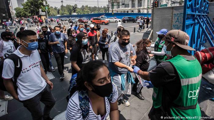 Mexiko | Coronakrise | Hygieneregeln