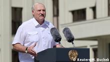 Belarus Pro-Lukaschenka Demo in Misk