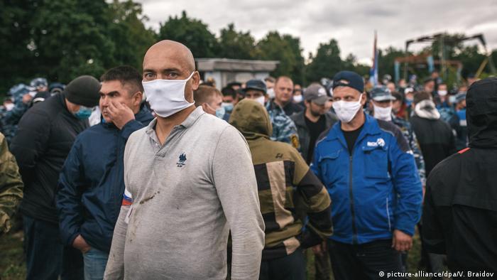Протесты в Башкирии