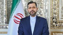 Iran | Sprecher Außenministerium | Said Khatibzadeh