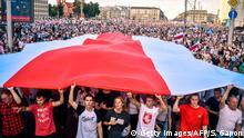 Minsk | Anti Regierungsproteste