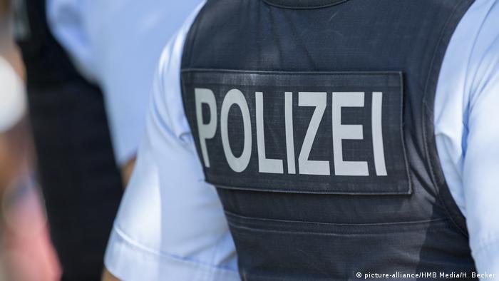 Symbolbild Polizei und Bundespolizei