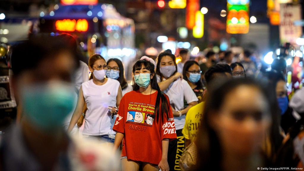 Coronavirus How Long Can Thailand Survive Without Foreign Tourism Asia An In Depth Look At News From Across The Continent Dw 03 09 2020