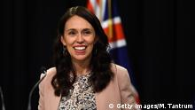 Neuseeland I Jacinda Ardern (Getty Images/M. Tantrum)
