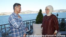 Aamir Khan besucht Emine Erdogan Türkei