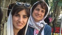 Iran Nasrin Sotoudeh und Mehraweh Khandan