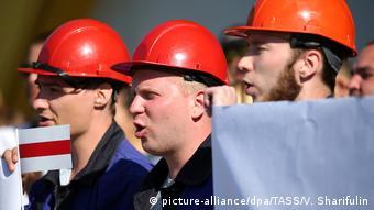 Работники МЗКТ на встрече с Александром Лукашенко