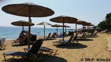 Griechenland Coronavirus | Tourismus in Chalkidiki