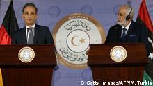 Maas besucht Bürgerkriegsland Libyen
