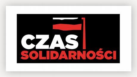 Polen Logo CZAS Solidarnosci