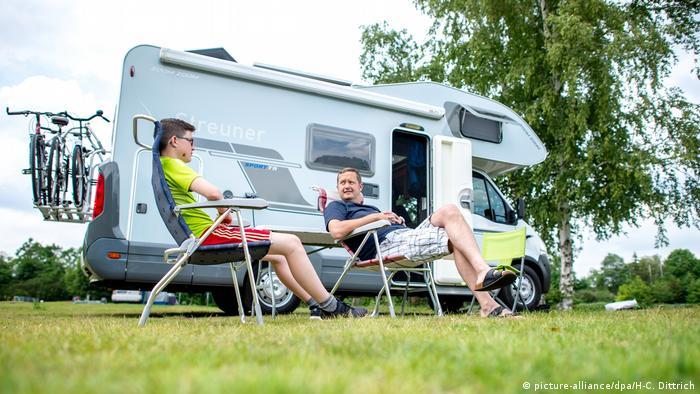 Wohnmobil-Boom in Deutschland