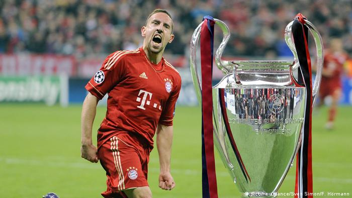 Fußball | Champions League | FC Bayern München - Real Madrid (picture-alliance/Sven Simon/F. Hörmann)