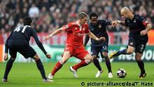 Fußball | Champions League - FC Bayern München - Olympique Lyon