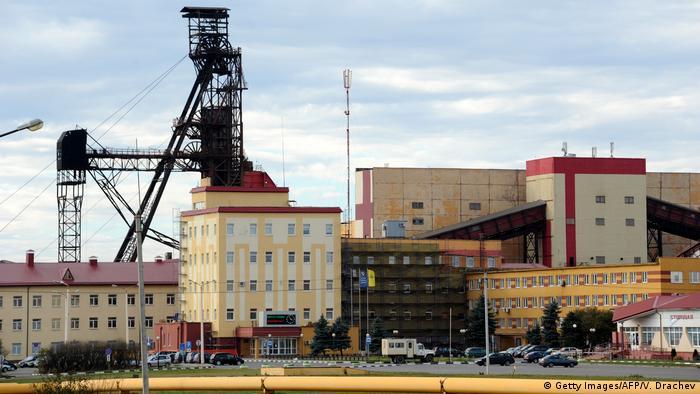 Tvornica Belaruskalija u Soligorsku