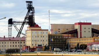 Завод Беларуськалия в Солигорске