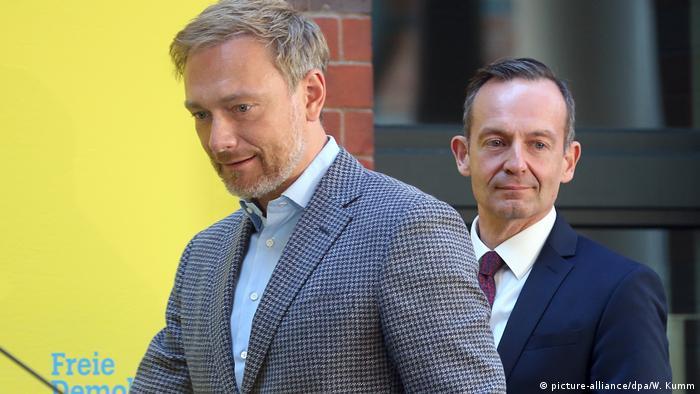 Er soll künftig Lindners Mann fürs Grobe sein: Volker Wissing, derzeit noch Wirtschaftsminister von Rheinland-Pfalz (Foto: picture-alliance/dpa/W. Kumm)