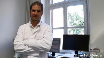 Prof. Dr. Jan Felix Drexler.