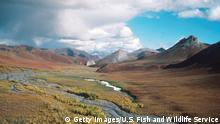 Alaska I Arctic National Wildlife Refuge Naturschutzgebiet