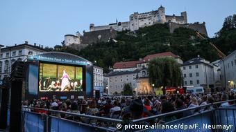 Υπαίθριες συναυλίες στο Φεστιβάλ Σάλτσμπουργκ 2020