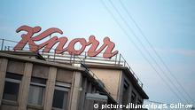 Knorr benennt Zigeunersauce um