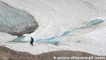 BdT Zugspitze Gletscher