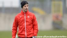Fußball Fortuna Düsseldorf II - Rot-Weiß Oberhausen Jens Langeneke