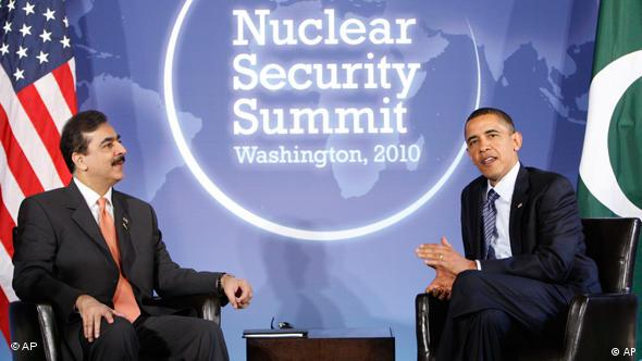 Atomgipfel Nuclear Security Summit Flash-Galerie