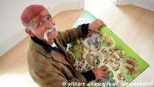Die glückliche Lebensreise von Ali Mitgutsch