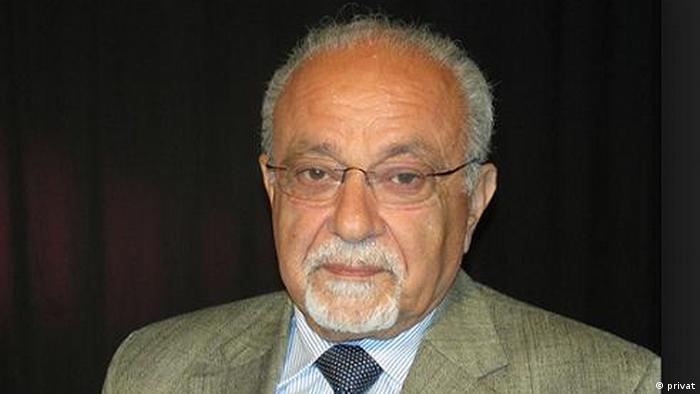 الدكتور غسان العطية رئيس المعهد العراقي للتنمية والديمقراطية في لندن