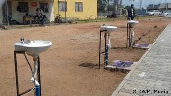 Covid-19: Zurück zur Universität in Mosambik, Sambesi
