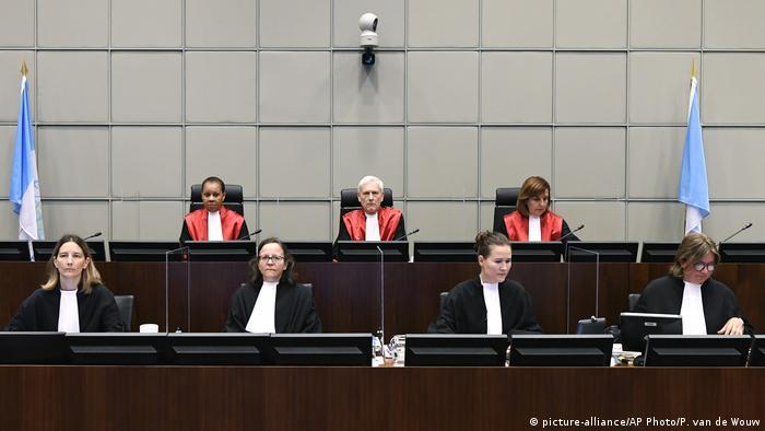 Den Haag UN-Sondertribunal zum Libanon Prozess Hariri Mord