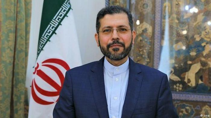 Der Sprecher des iranischen Außenministeriums, Said Khatibzadeh (Foto: Irna)