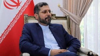 Iran Said Khatibzadeh