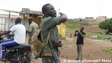 Mali Kati Unruhen Soldaten Meuterei